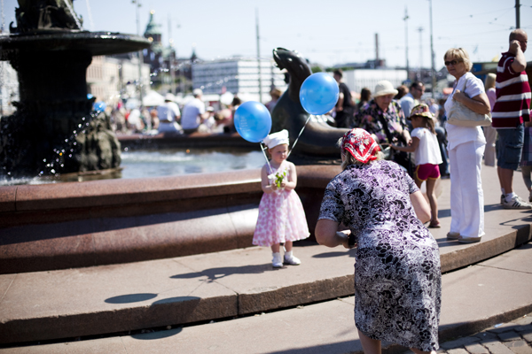 helsinki happy people Helsinki   the worlds most livable city