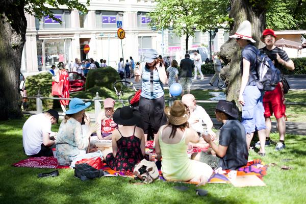 Helsinki - the world's most livable city