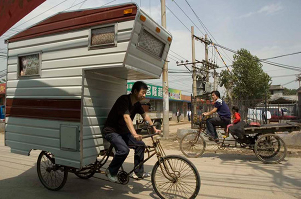 The Camper Bike