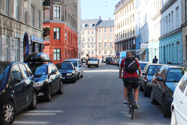 Falling in love with Copenhagen