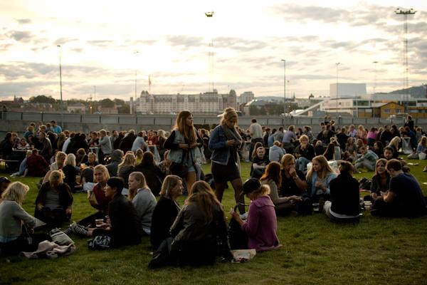 øyafestivalenTravelettes 2623 Øyafestivalen 2011   a green music festival
