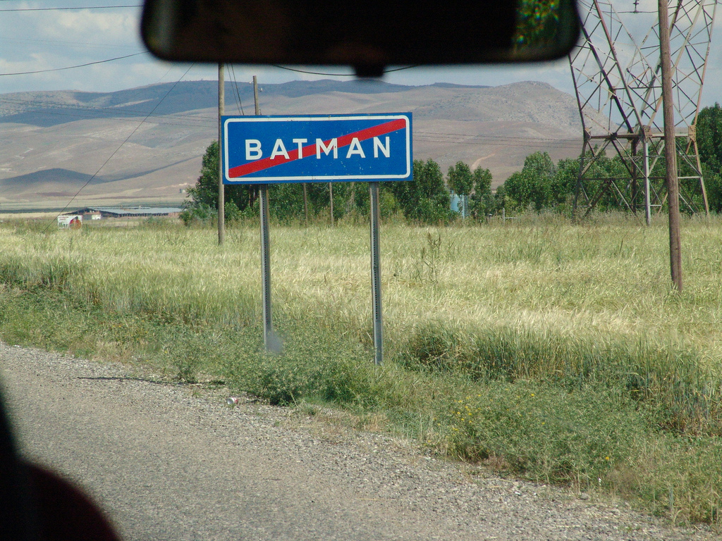 BATMAN Funny Town Names From Around the World