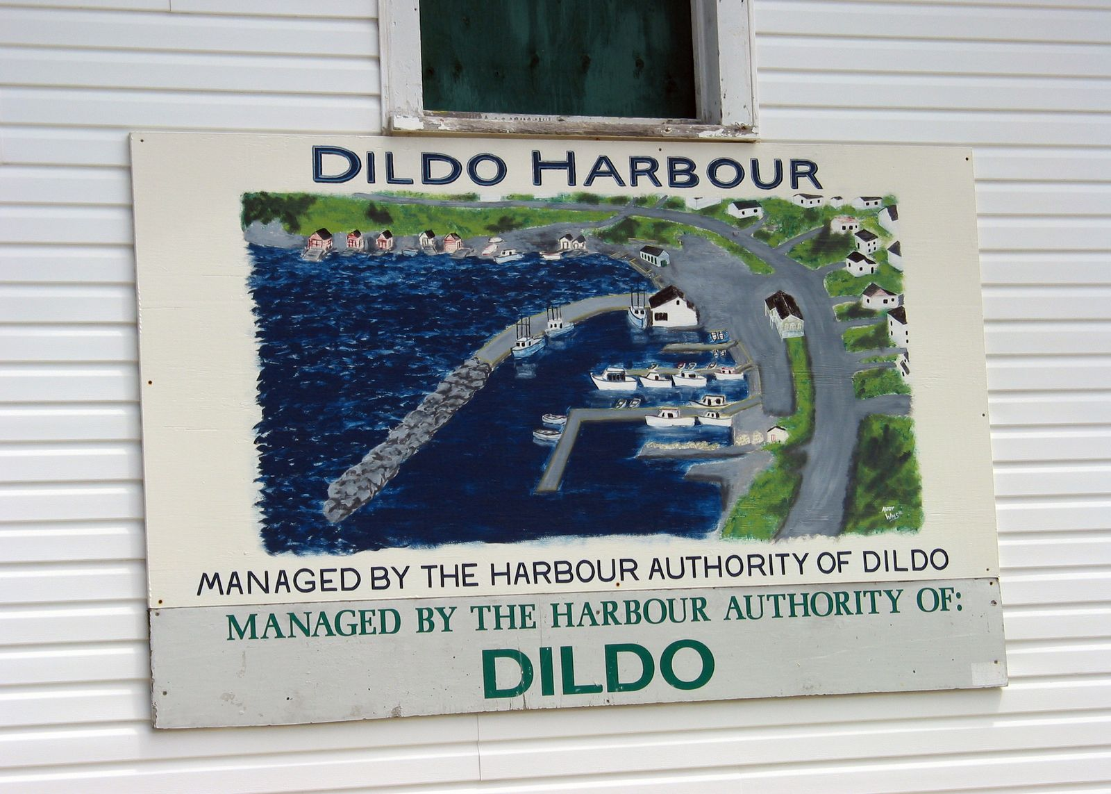 DILDO Funny Town Names From Around the World