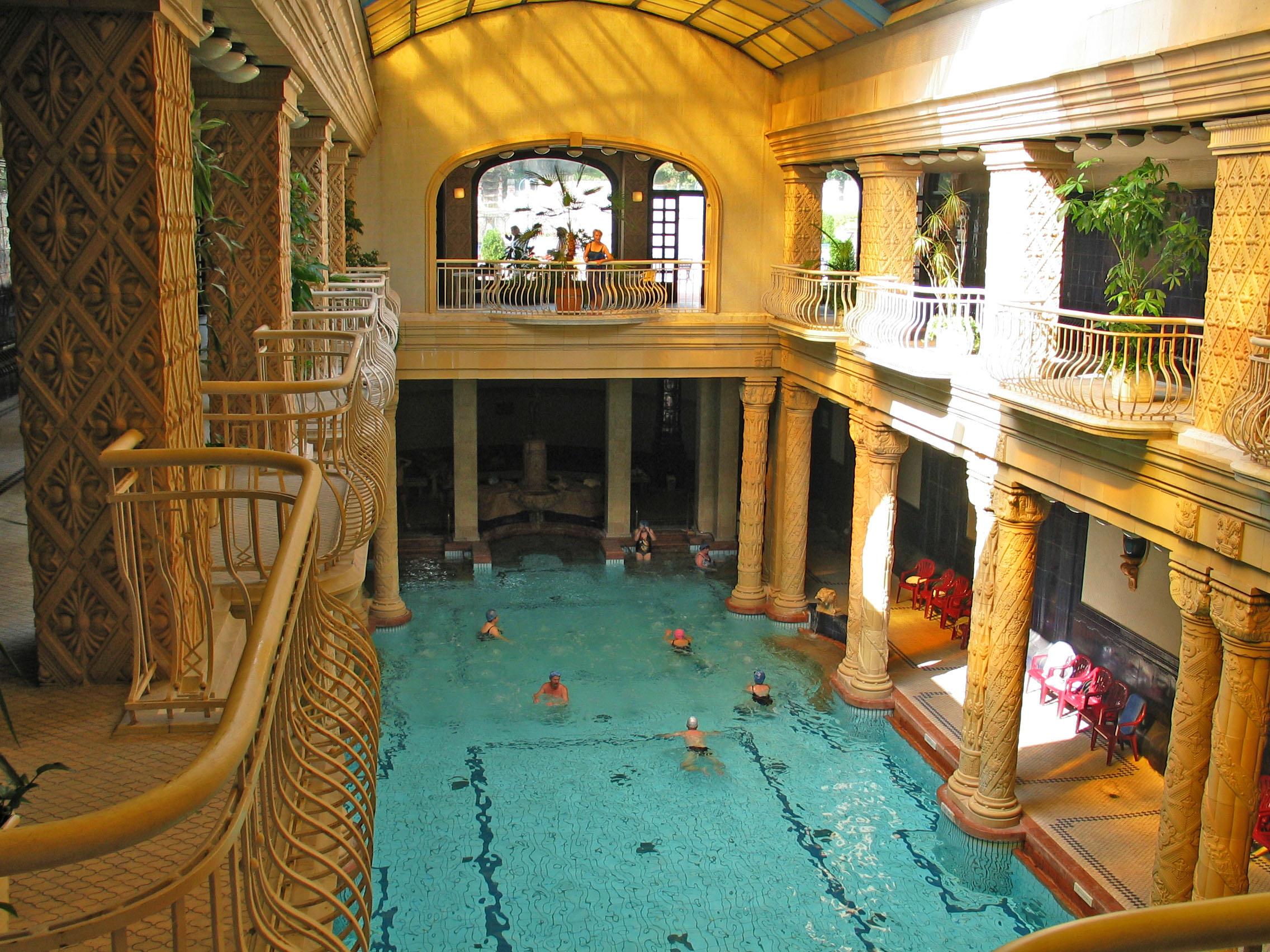 Gellert Spa Hotel Budapest