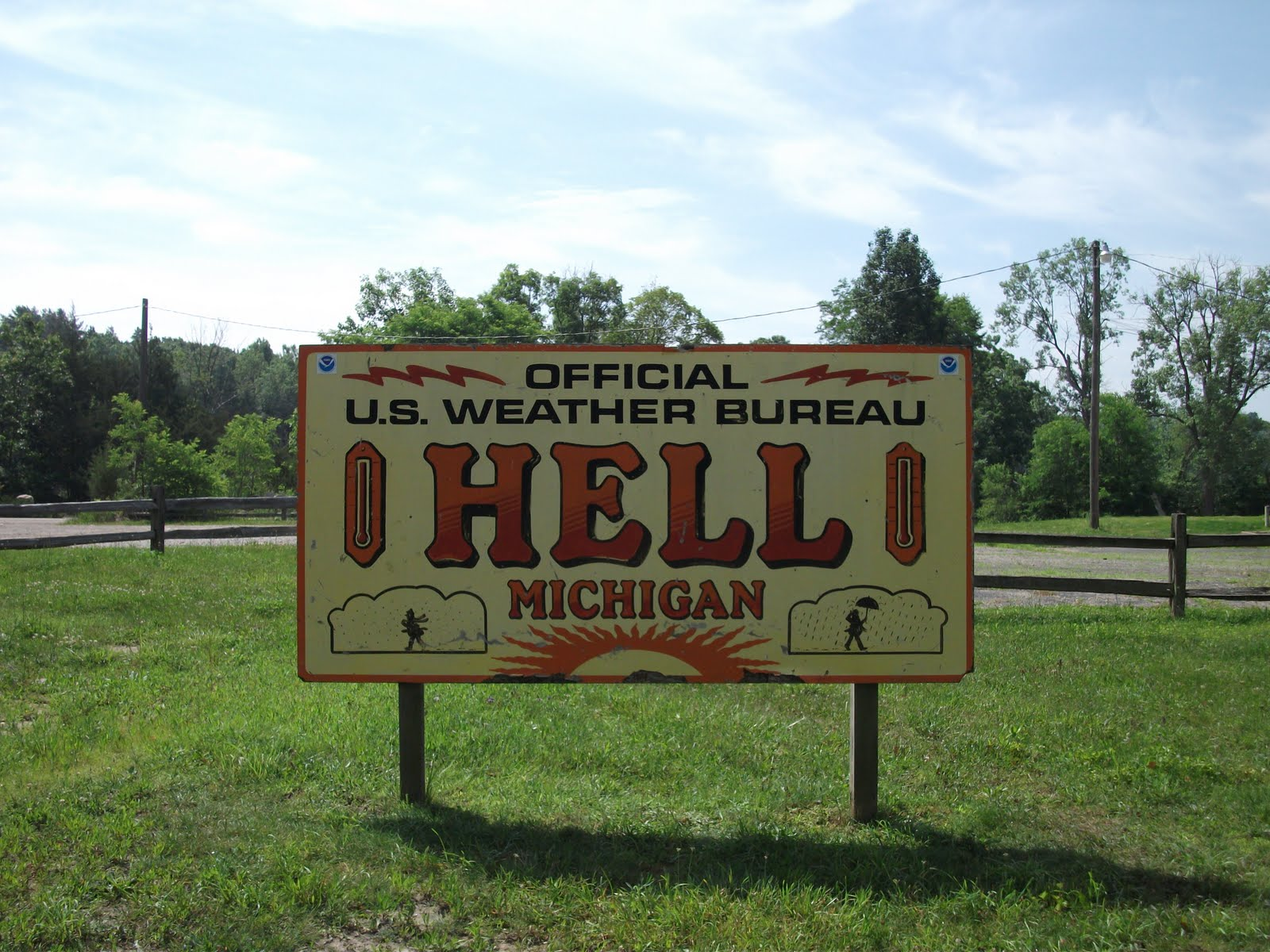 HELL Funny Town Names From Around the World