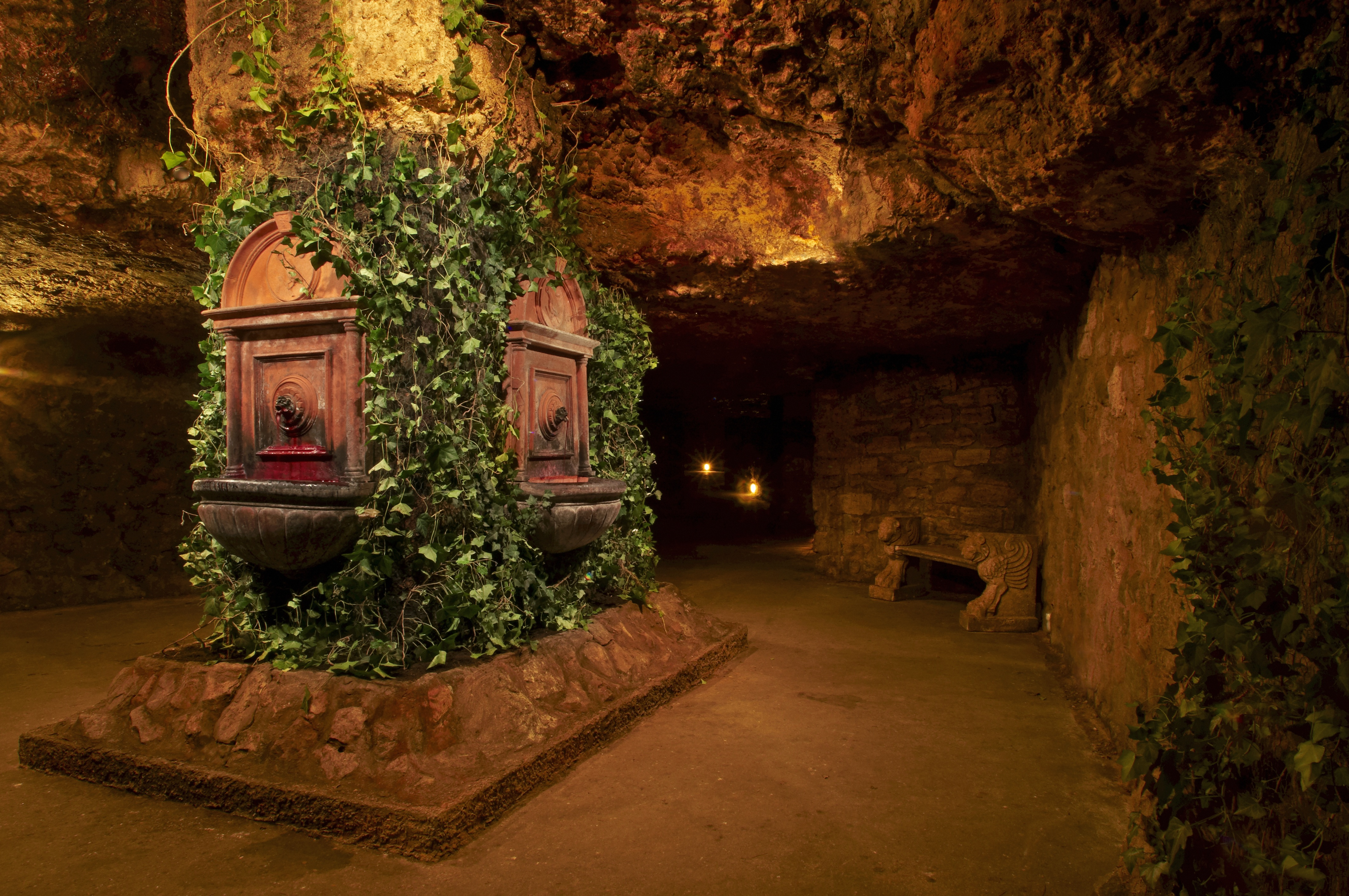 Labyrinth of Buda Castle  5 reasons to go to ..... Budapest