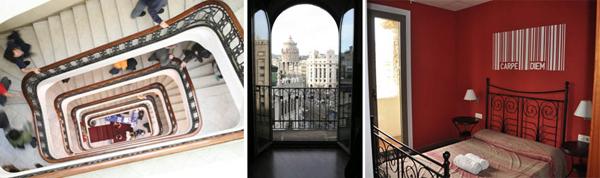 fachada centric copy 10 hip hostels around the world