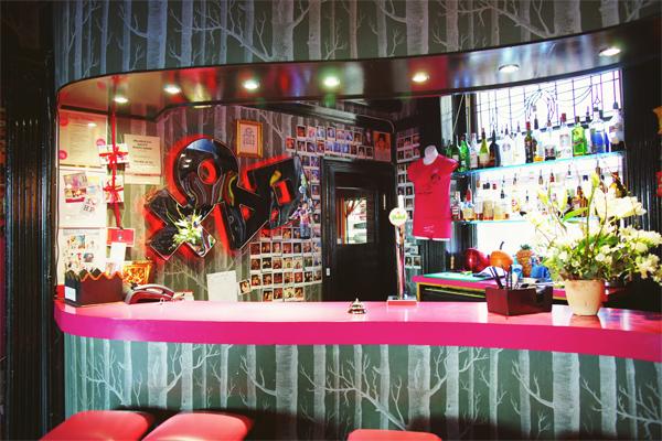 hotel pelirocco brighton bar Feel like a popstar at Hotel Pelirocco, Brighton