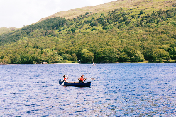 lake district boat 5 reasons to go to….. The Lake District