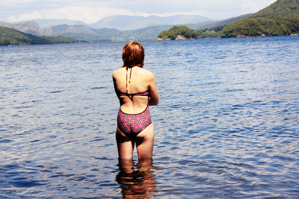 lake district girl swimsuit 5 reasons to go to….. The Lake District