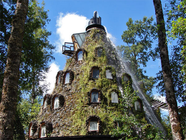 magic mountain lodge chile 5 Unique Hotels Around The World