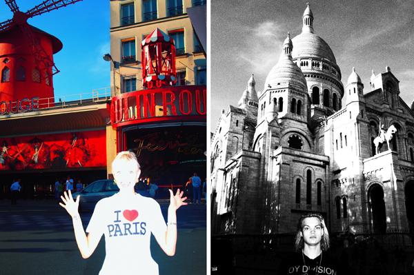 paris travelettes 4 A Strange weekend in Paris