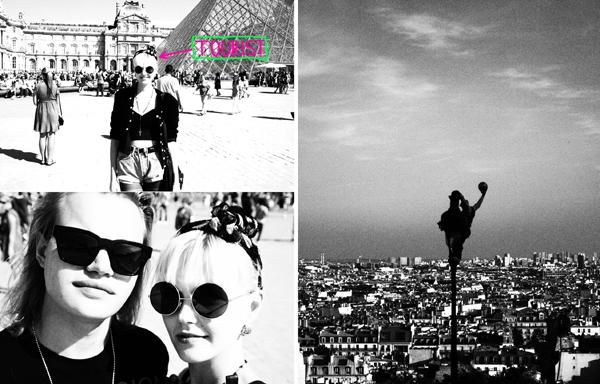 paris travelettes 5 A Strange weekend in Paris