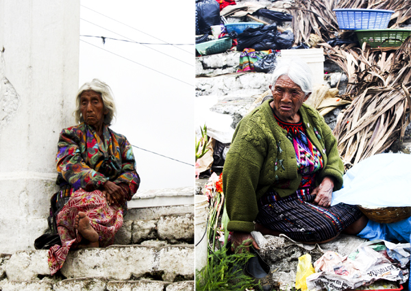 trav Chicastenango Market ol women Central Americas Biggest Market