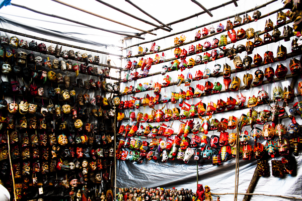 trav masks Central Americas Biggest Market