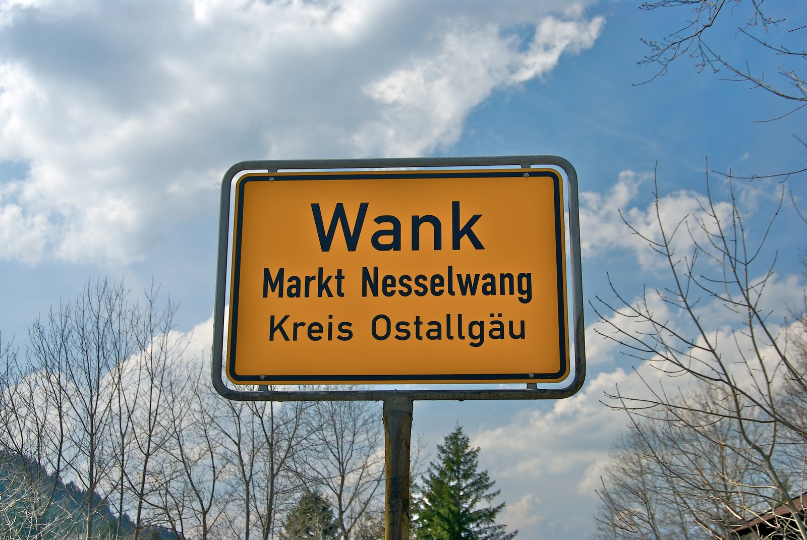 wank Funny Town Names From Around the World