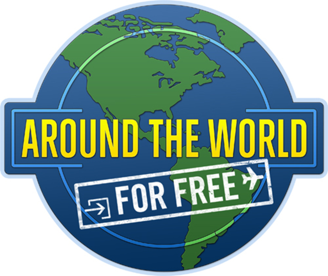 350909 Around the World for Free