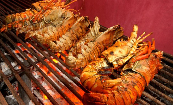 rock restaurant zanzibar lobster The Rock Restaurant