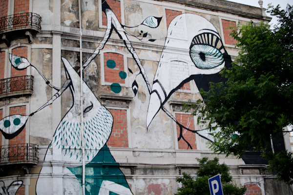 streetart lisbon 0779 Cutting edge street art in Lisbon