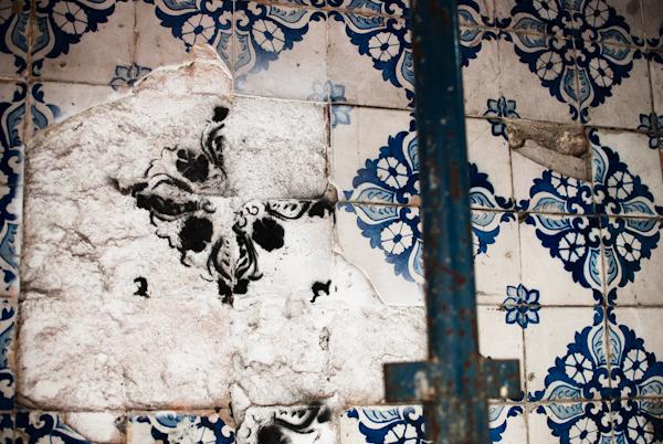 streetart lisbon 1496 Cutting edge street art in Lisbon