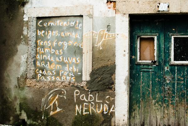 streetart lisbon 1498 Cutting edge street art in Lisbon