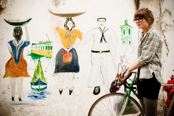 streetart lisbon 1511 Cutting edge street art in Lisbon
