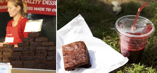 trav 89u London Borough Market   Brownies, Smoothies and Jamie Oliver