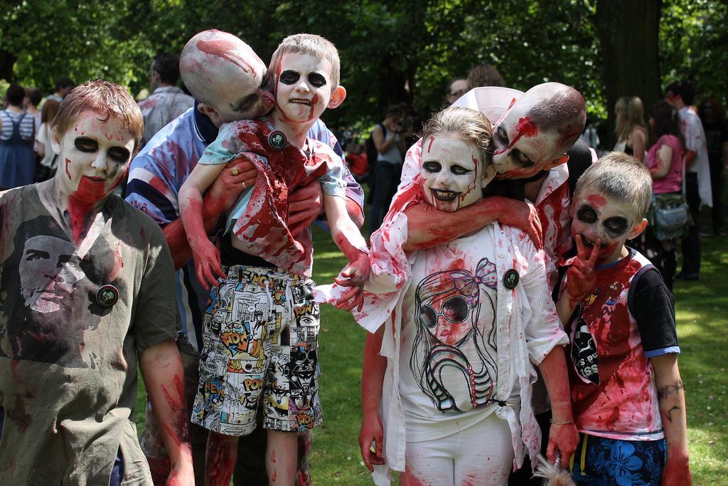 Dublin Zombie Walk