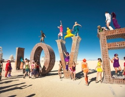 5 Reasons to go to... Burning Man