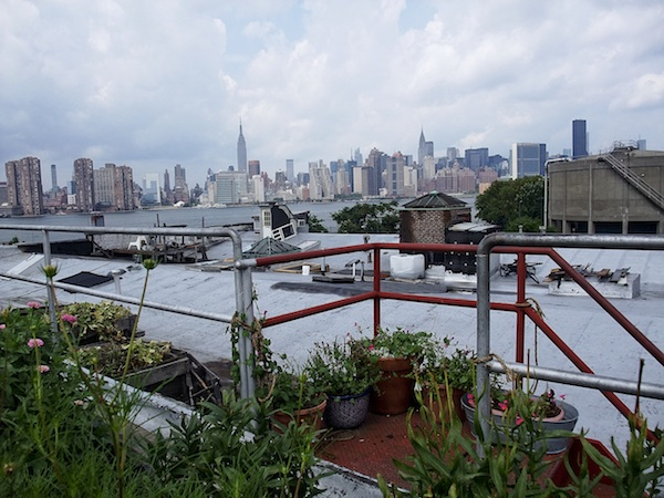 Greenpoint Eagle Rooftop 4 5 reasons to go to... Greenpoint