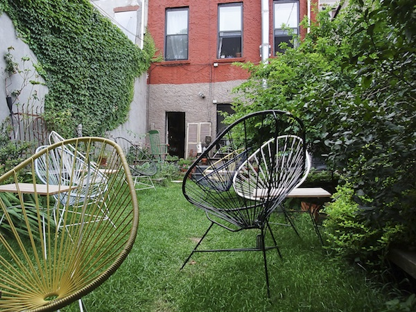 Greenpoint Le Grenier Patio 5 reasons to go to... Greenpoint