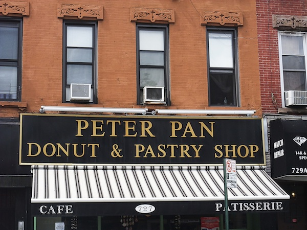 Greenpoint Peter Pan 1 5 reasons to go to... Greenpoint