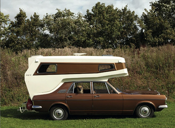 VW An Ode to the Camper Van