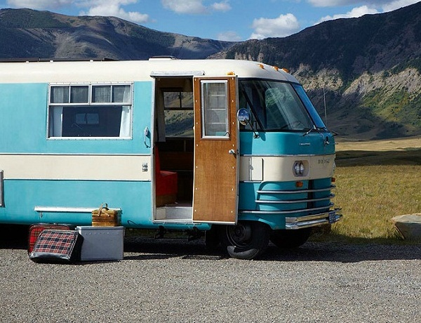 An Ode to the Camper Van