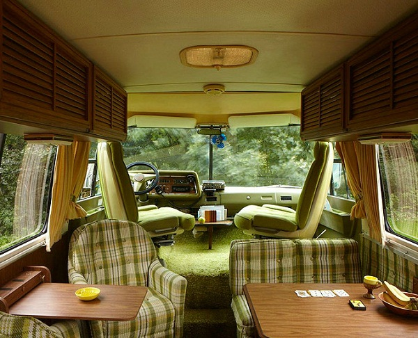 camper van interior ideas autos post