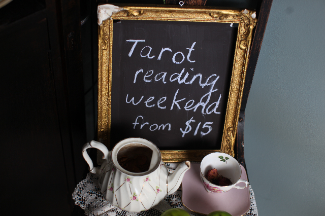 teatarot The Tea Parlour: A Sydney treasure