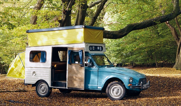 vw 3 An Ode to the Camper Van