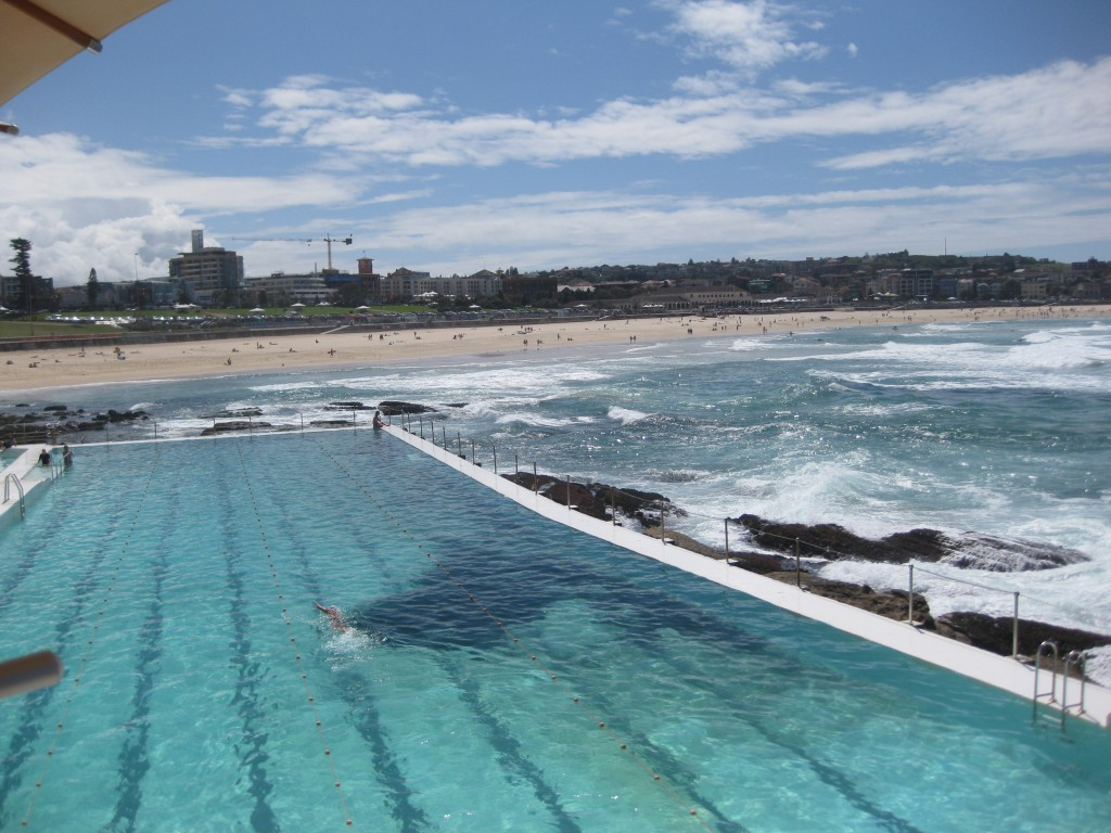 01 Bondi 1024x768 The Icebergs, Sydney