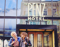 The Penz - staying classy in Innsbruck
