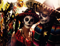 Dia de los Muertos - Celebrating the Dead