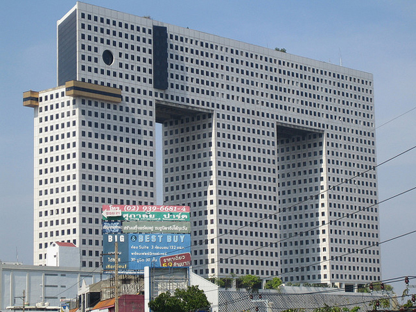 elephant building 10 Odd Buildings Around the World