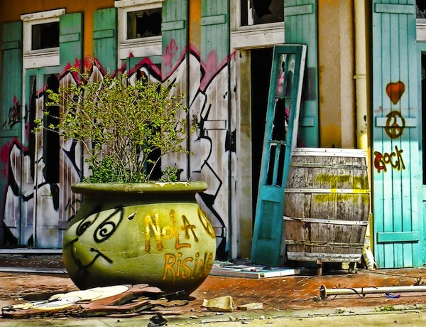 Six Flags: Louisiana's ghost town