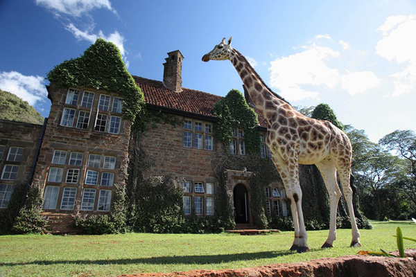 reise Airbnb 31891 1402639s The Giraffe Manor in Kenya