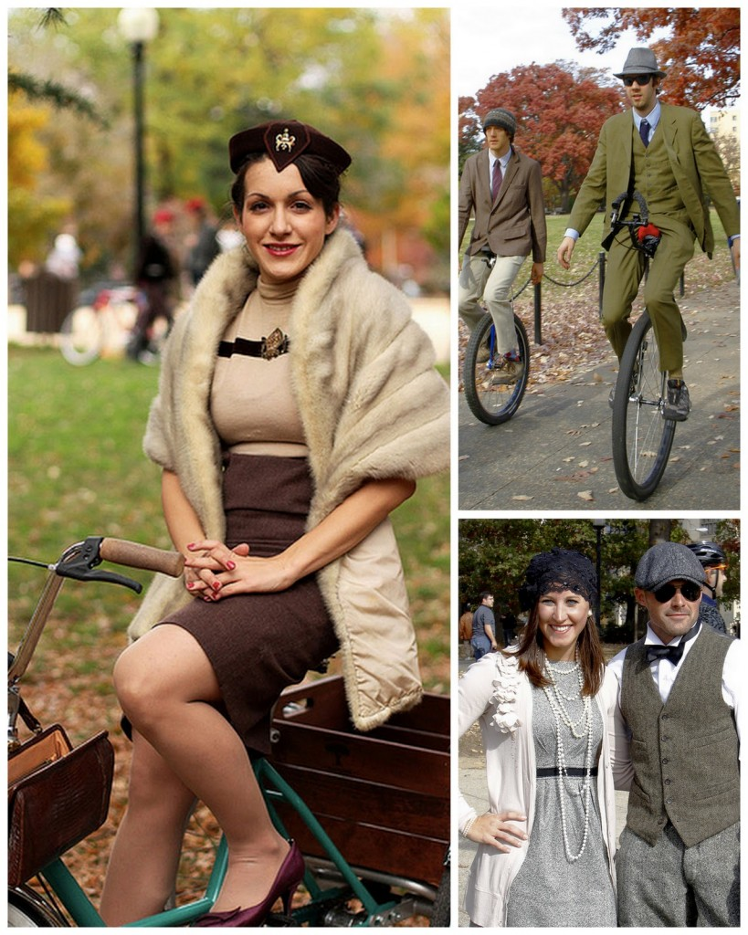 DC Tweed Ride 2011 2 819x1024 Tweed Ride: The worlds most stylish bike ride