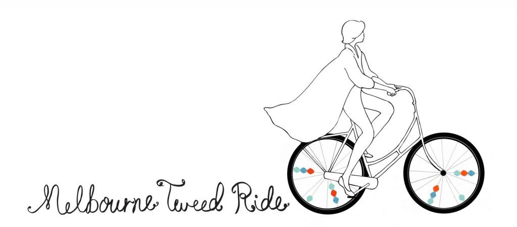 MelbTweedRidelogo 1024x450 Tweed Ride: The worlds most stylish bike ride