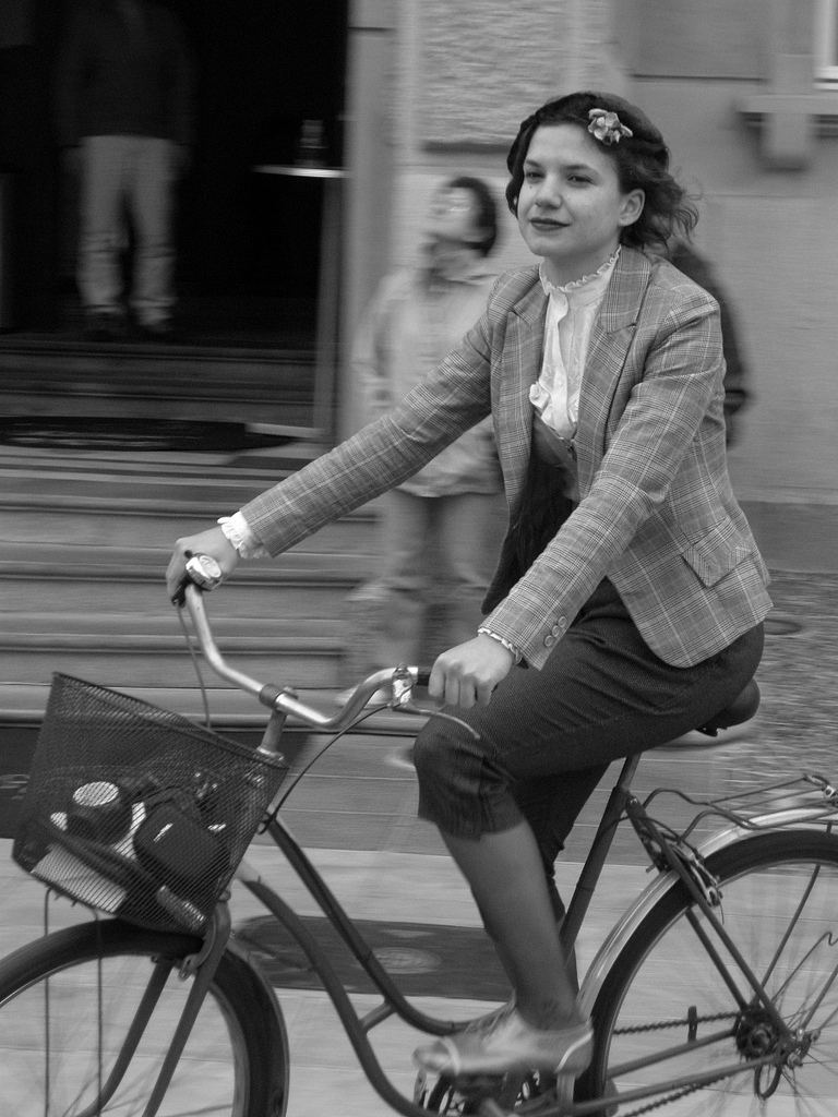 brazil tweed ride Tweed Ride: The worlds most stylish bike ride