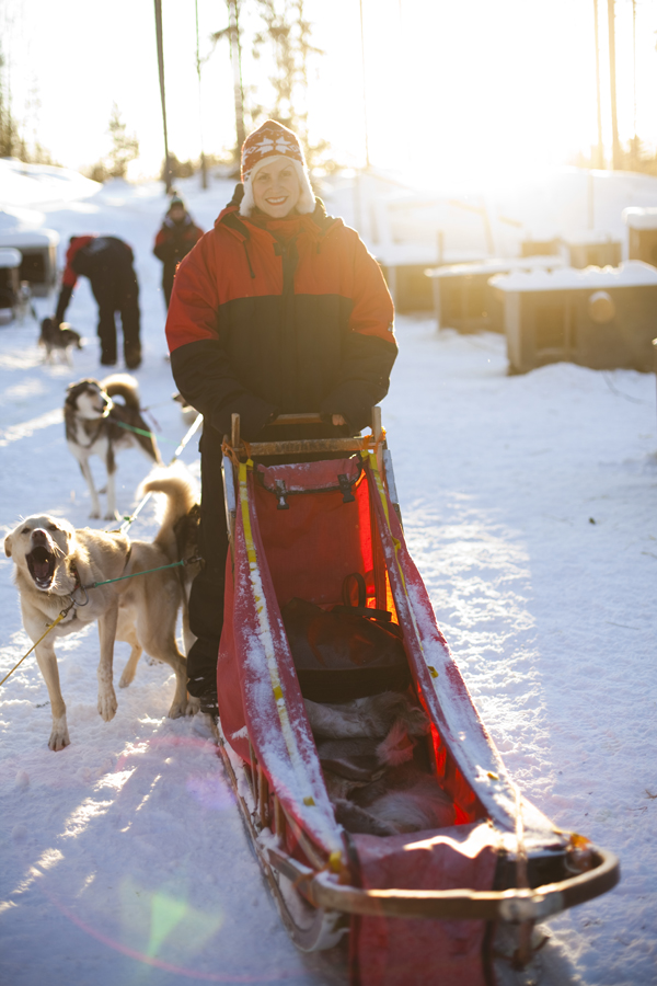 MG 9500 Dogsledding in Hemsedal, Norway
