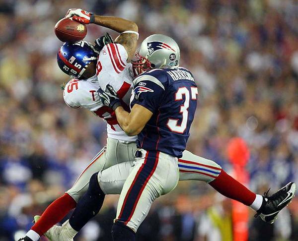 Tyree Giants Patriots Super Bowl Experience the Super Bowl & win a weekend in Munich