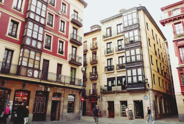 bilbao casco viejo2 5 reasons to go to... Bilbao