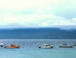5 reasons to go to... the Gili Islands